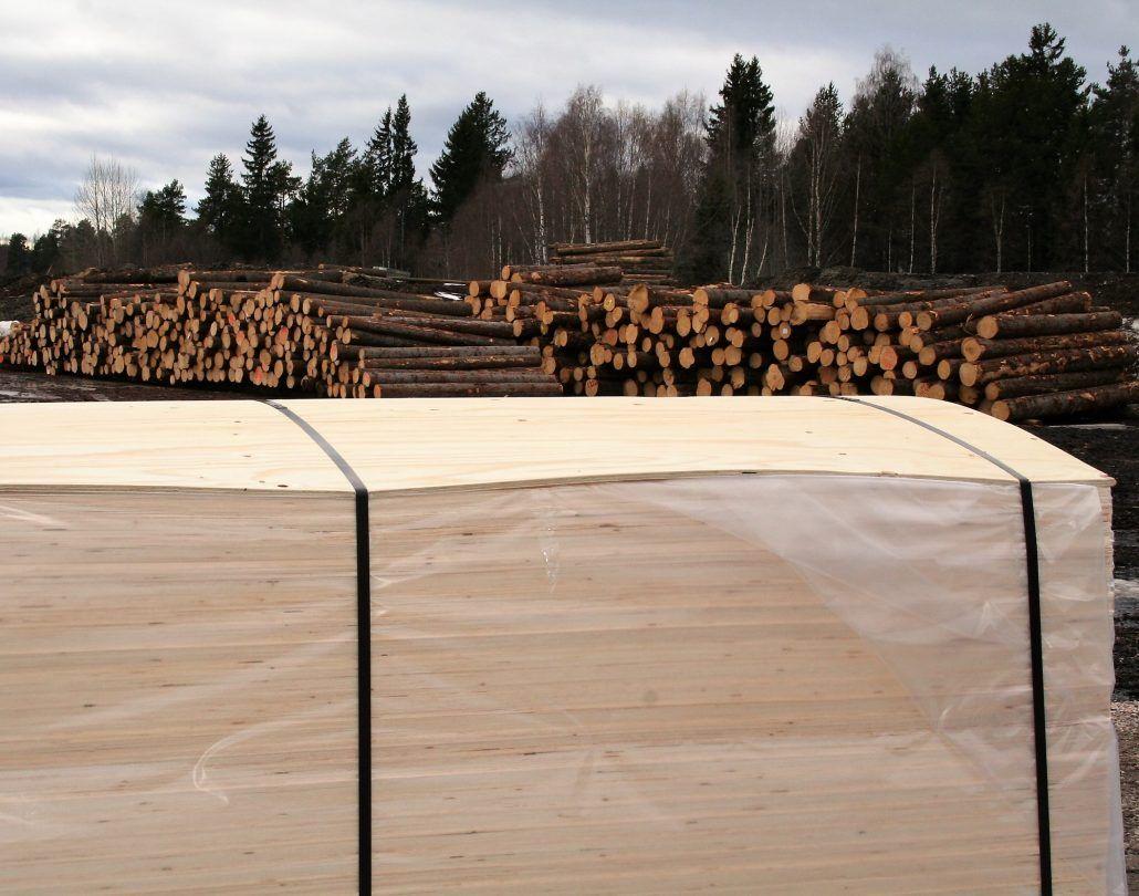 Шпон компании Plyfas изготавливается из норвежской ели (Picea Abies) и используется как подложка для паркетного пола.