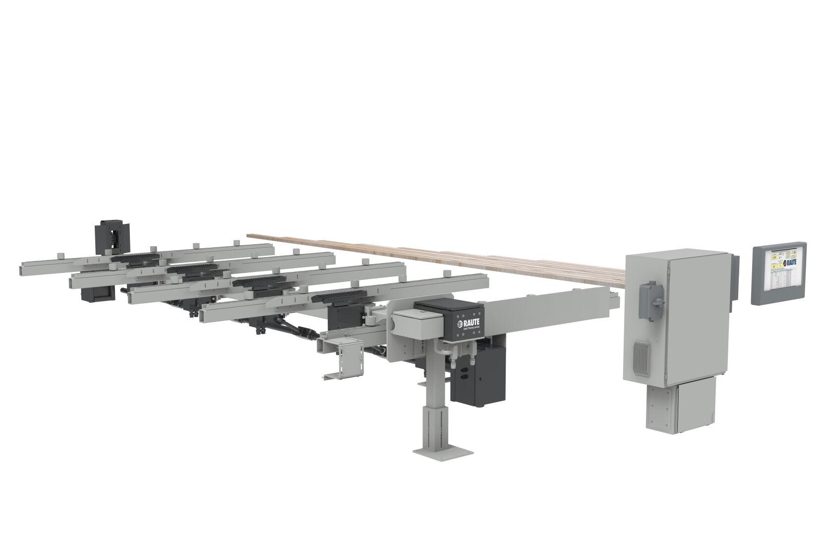 Lumber Strength Analyzer - Sonic