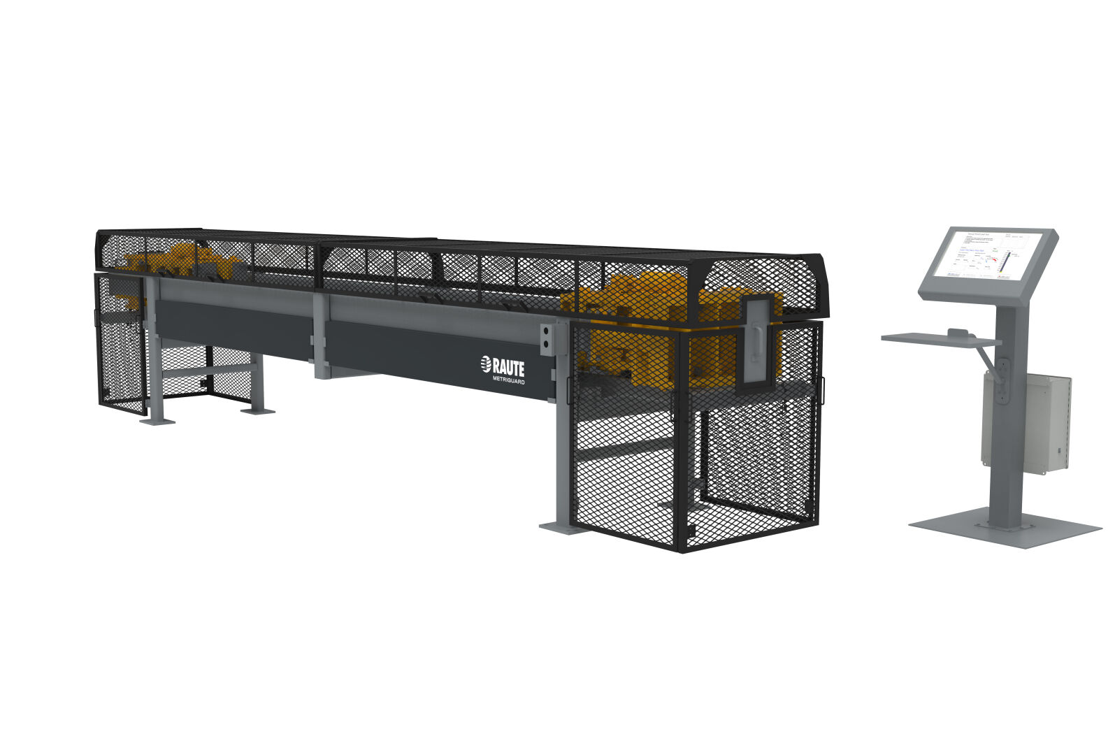 Lumber Tension Tester - Offline