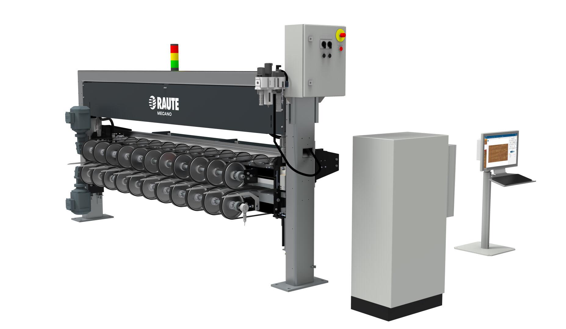 Veneer Moisture Analyzer R7 - Drying