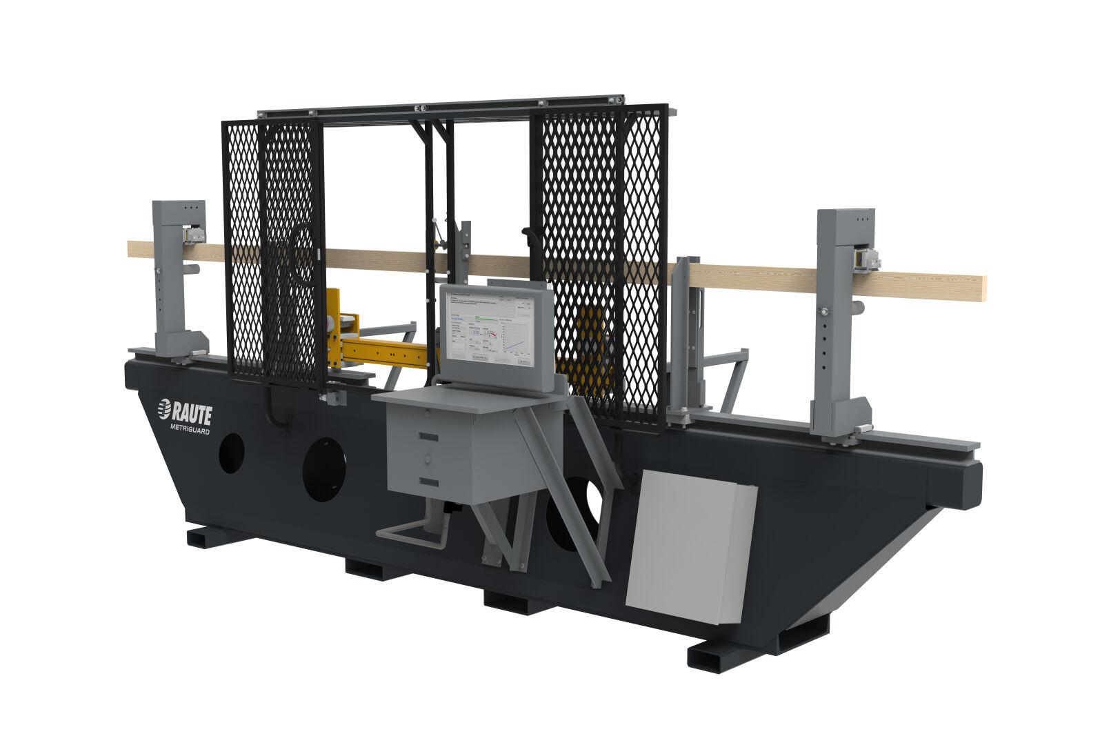 Lumber Bending Tester - Offline
