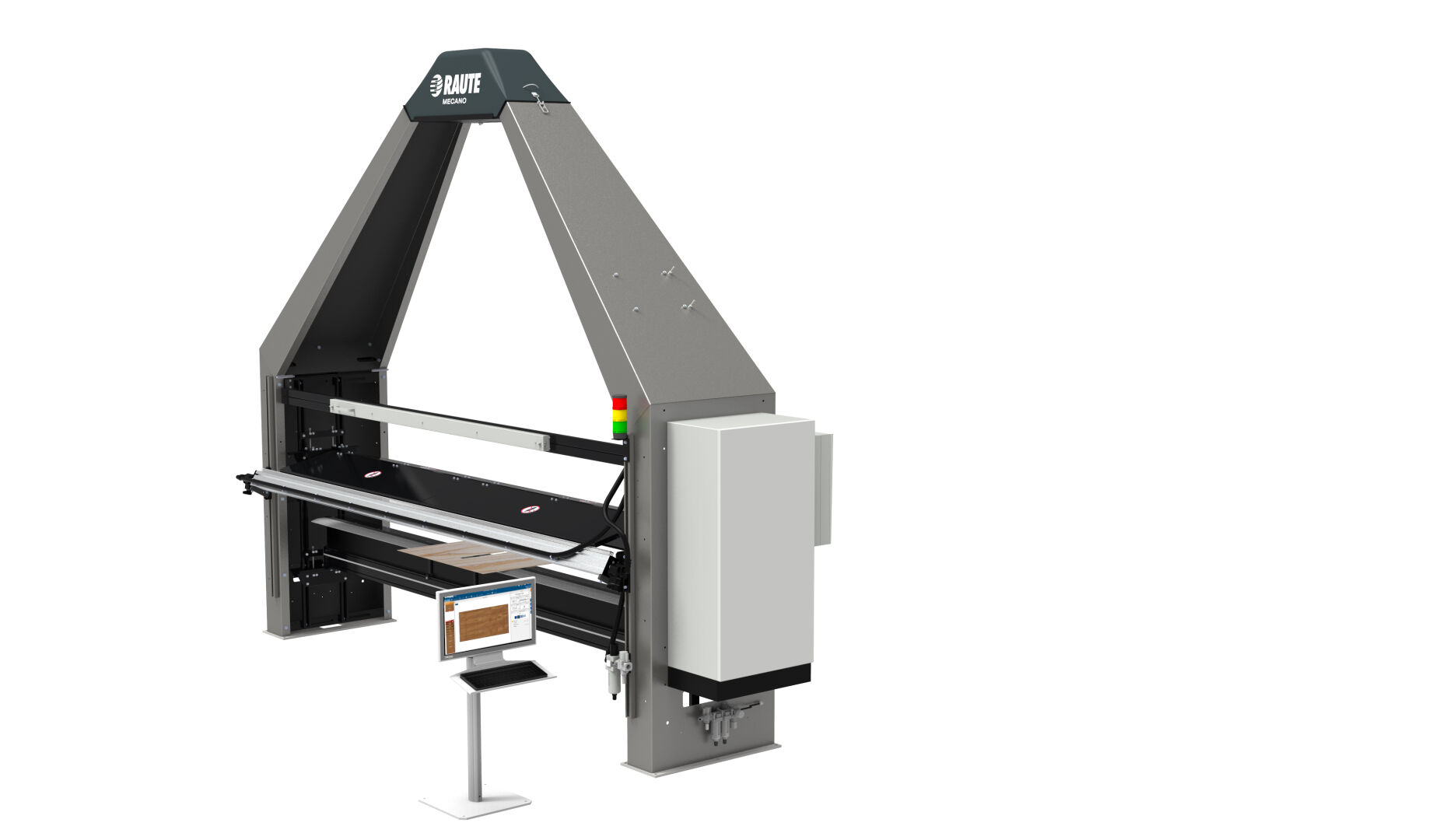 Veneer Visual Analyzer R7 - Drying