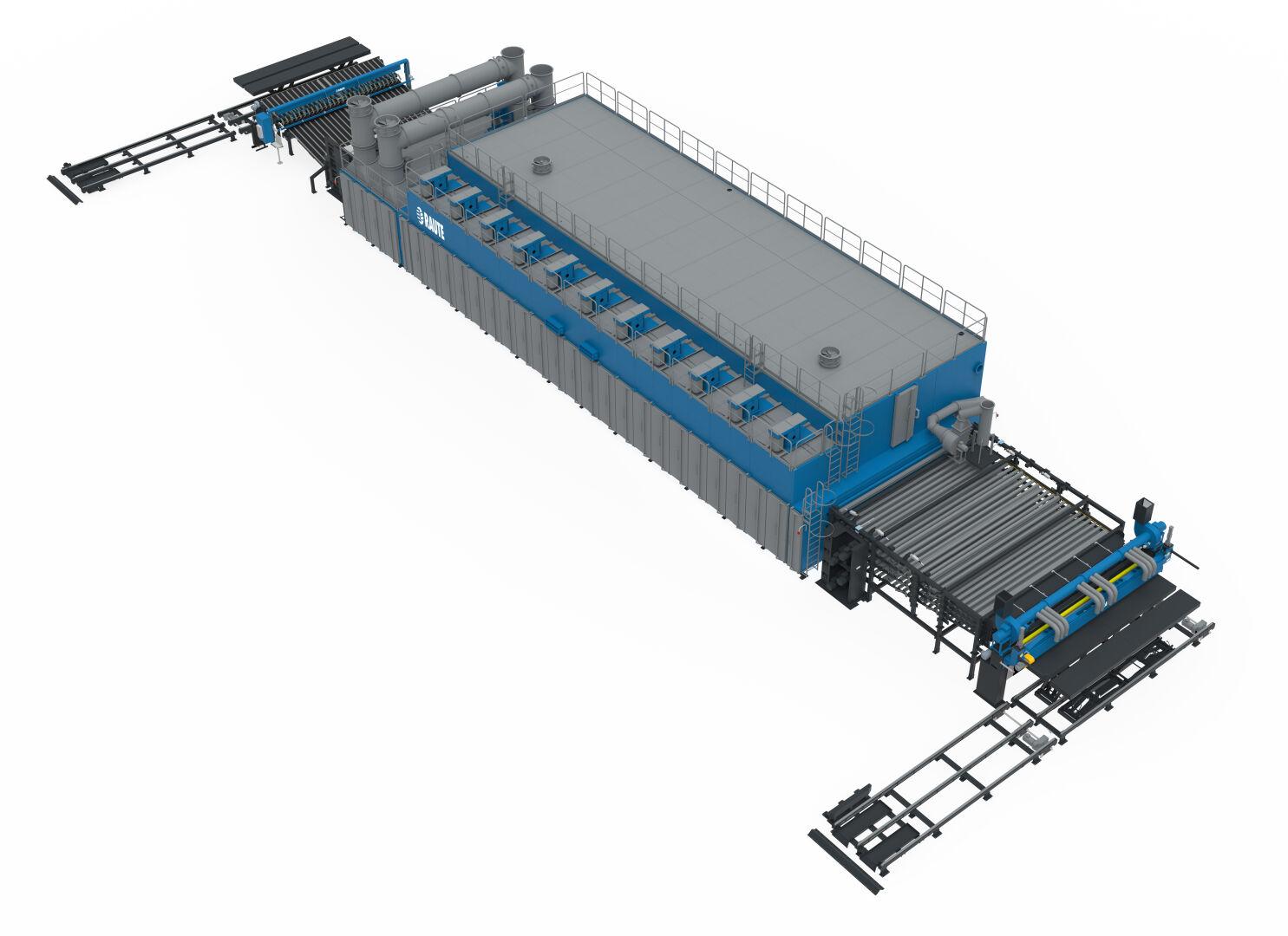 Veneer Drying Line R5