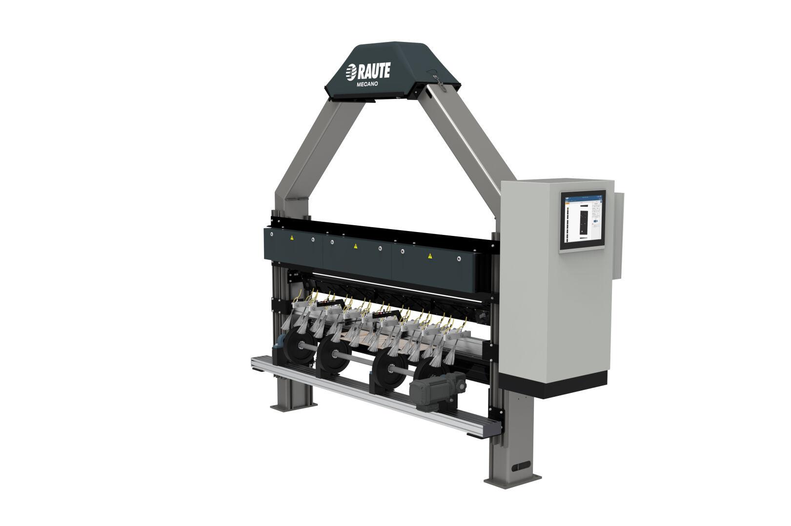 Veneer Visual and Moisture Analyzer R5 - Drying